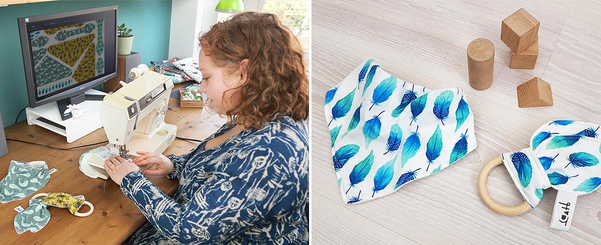Meet designer Heleen van den Thillart | Spoonflower Blog