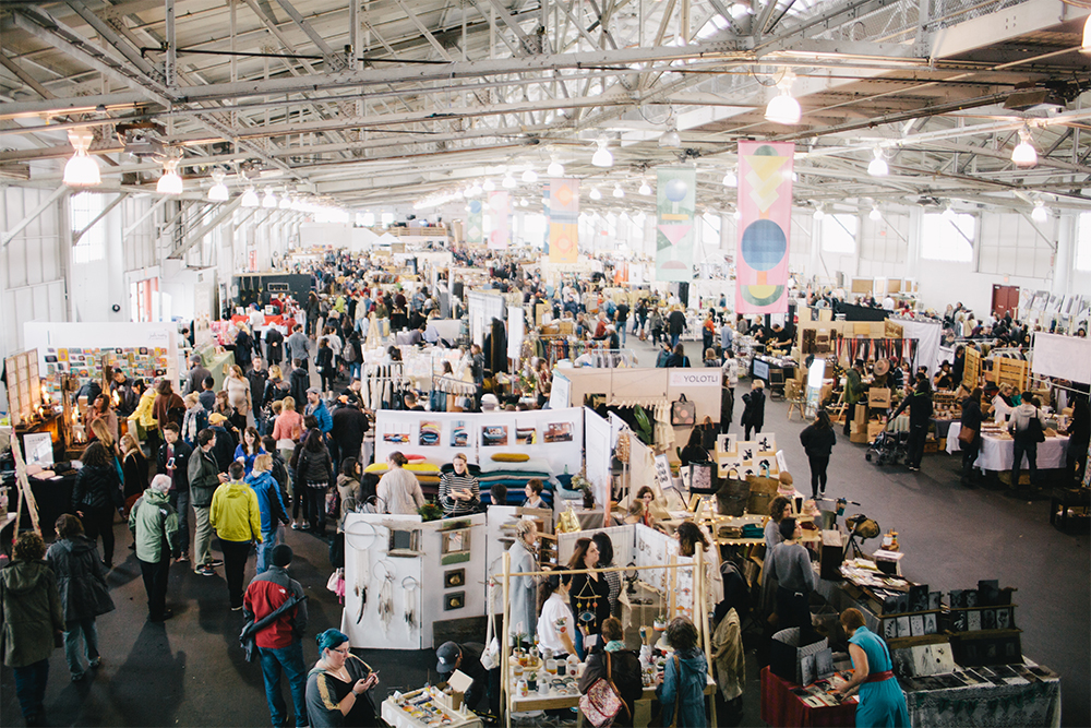 Behind the Scenes of Renegade Craft Fair | Spoonflower Blog
