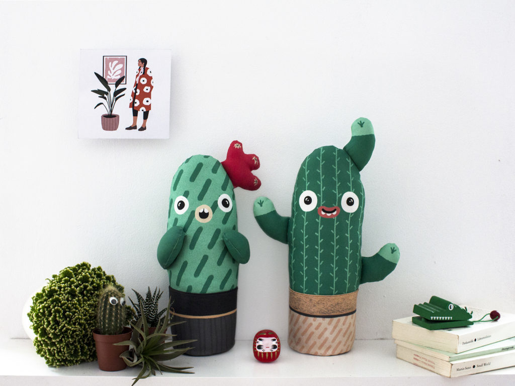 The DIY cacti you need in your life | Spoonflower Blog