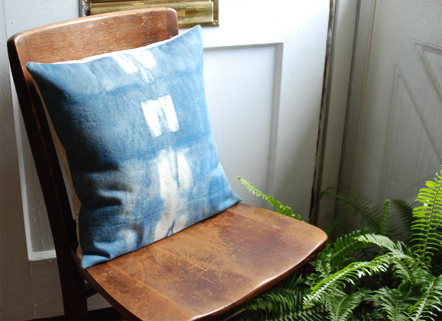 Win a Redden Good Wikkelen Pillow - The Ultimate Craft Day Giveaway | Spoonflower Blog