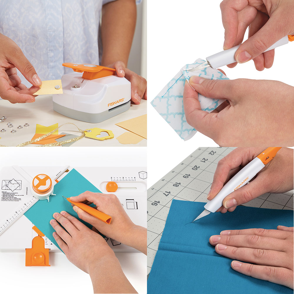 Fiskars Prize Pack - The Ultimate Craft Day Giveaway | Spoonflower Blog