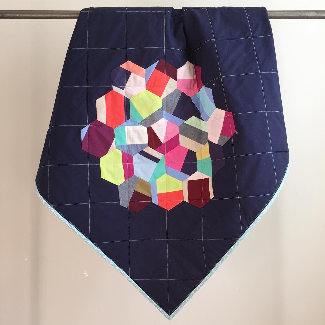 Salt Oat Quilts | Spoonflower Blog