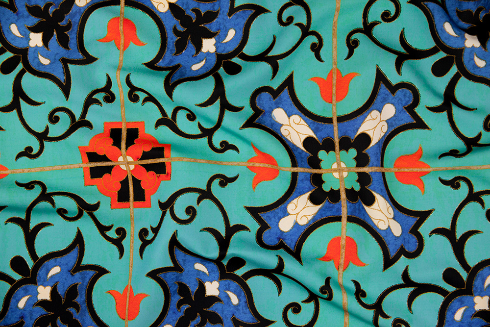 Spanish Tile design challenge winner: Muhlenkott | Spoonflower Blog