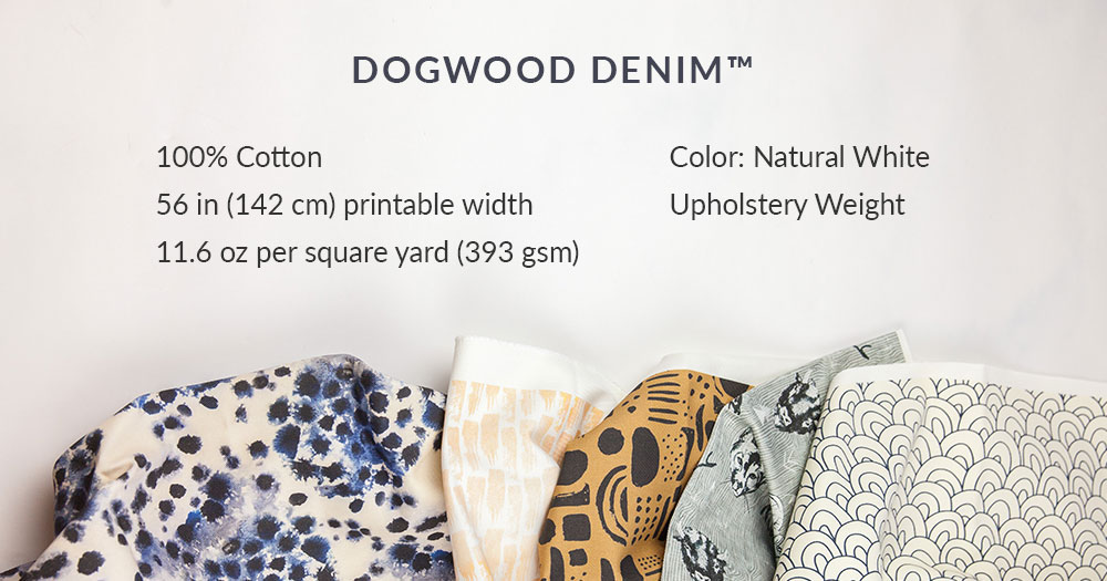5 Dogwood Denim Projects That Will Bring You Joy | Spoonflower Blog