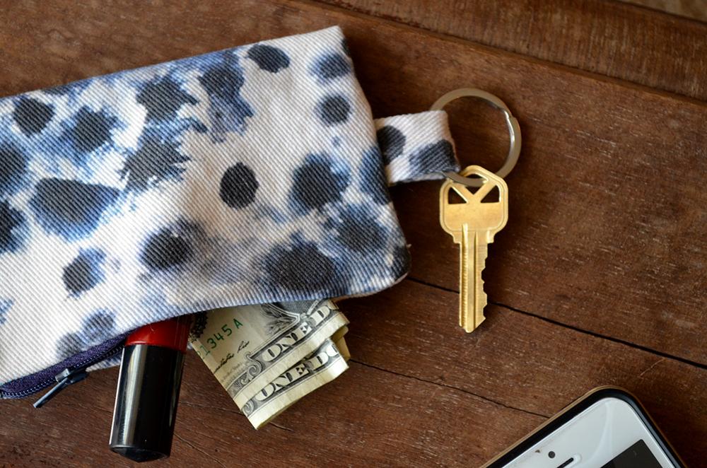 DIY denim coin purse | Spoonflower Blog