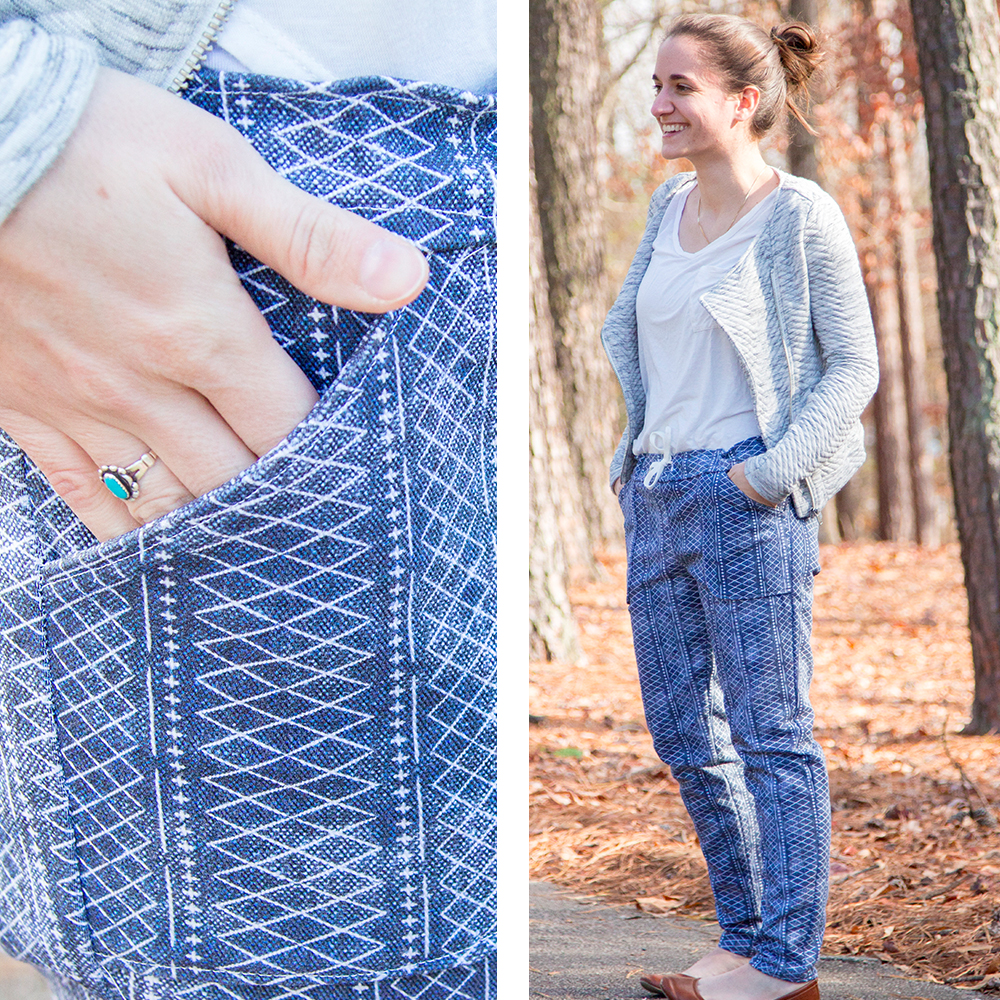 The Do's and Don'ts of Working with Dogwood Denim | Spoonflower Blog