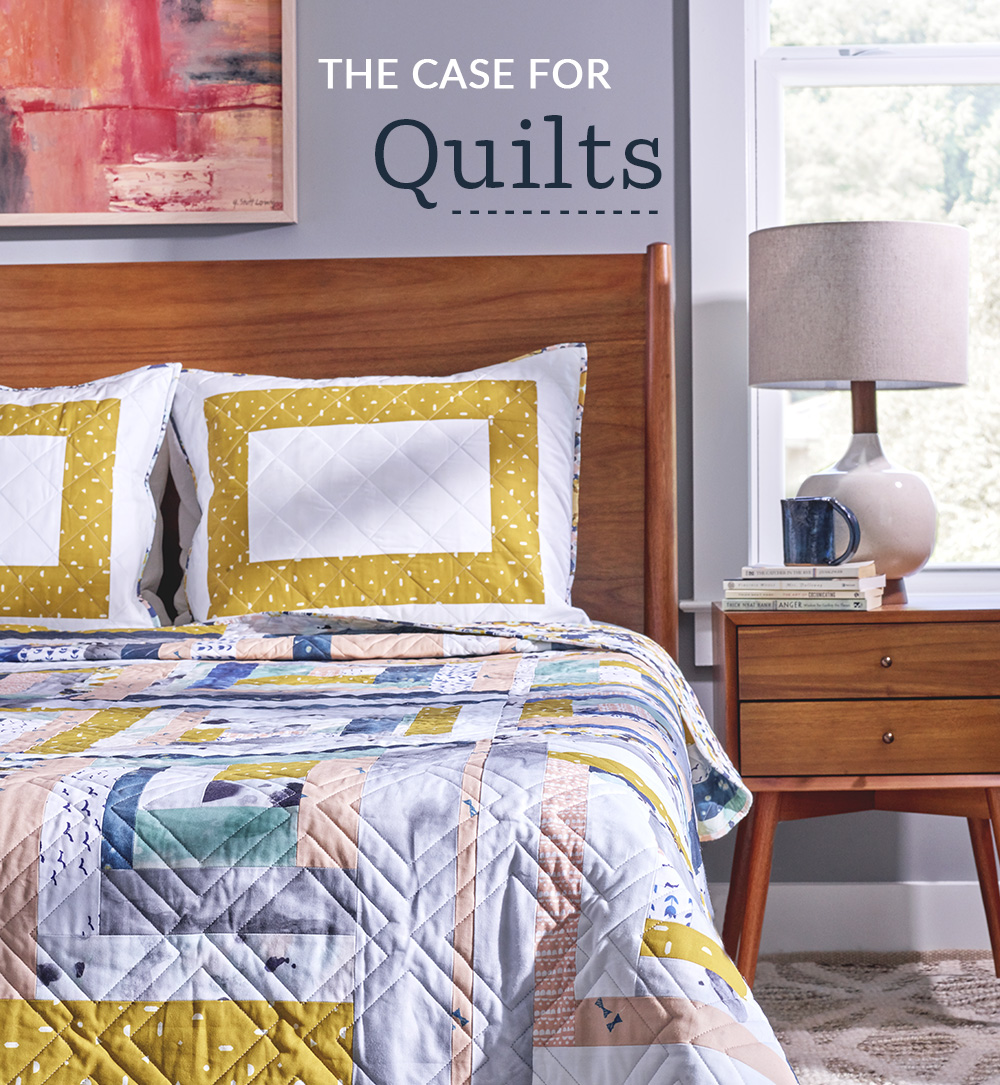 The Case for Quilts | Spoonflower Blog