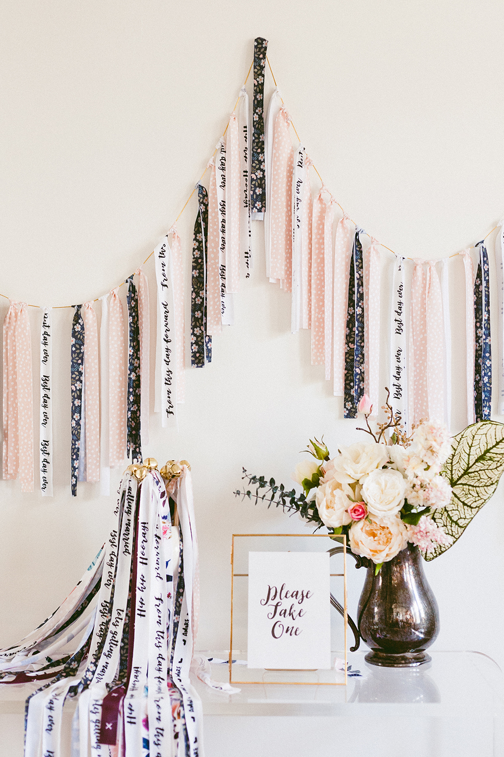 This DIY Wedding Send Off is Venue-Approved! | Spoonflower Blog