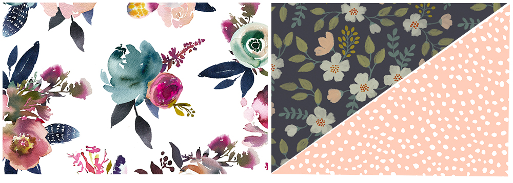 Spoonflower Marketplace designs chosen by Ruffled | Spoonflower Blog