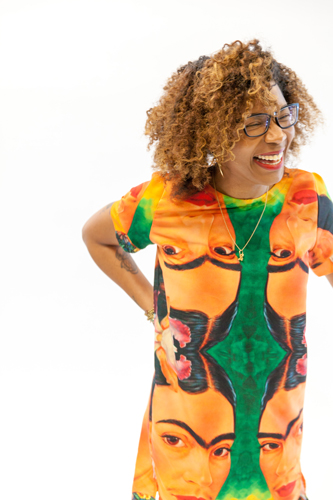 Jenell Gilyard - Black Graphic Designer + Maker   Spoonflower Blog