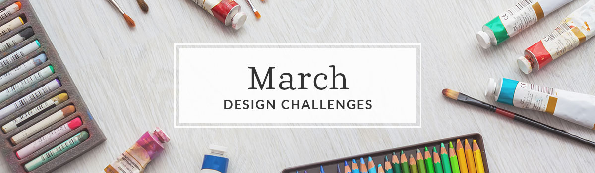 Announcing March's Design Challenge Themes | Spoonflower Blog