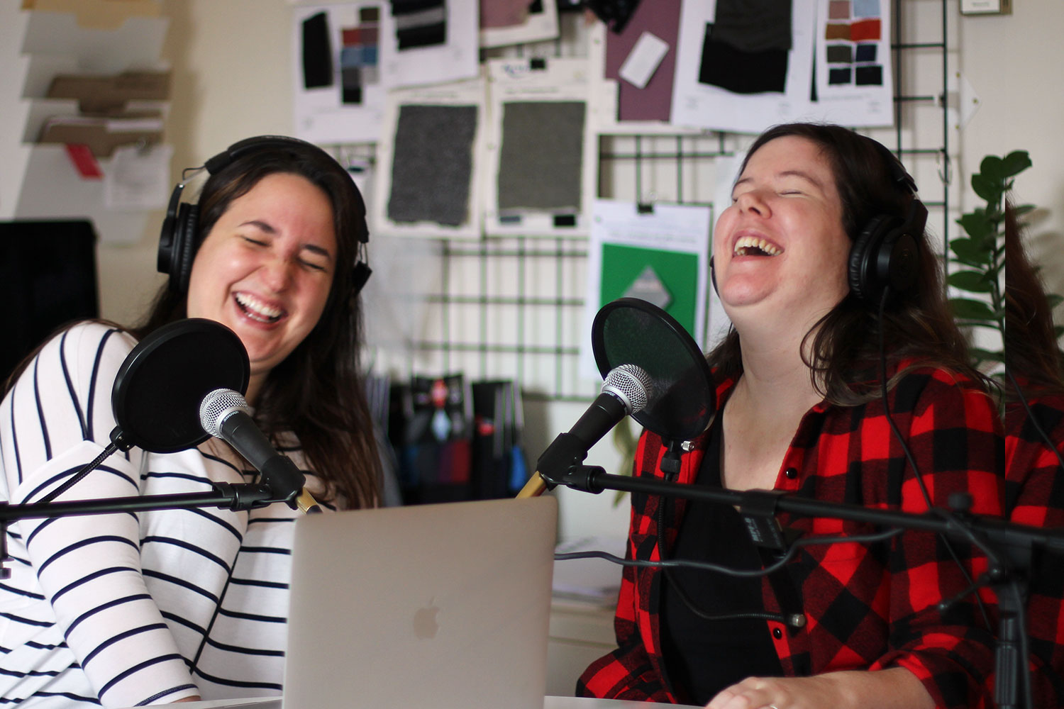 Love to Sew? We've Found the Perfect Podcast for You! | Spoonflower Blog