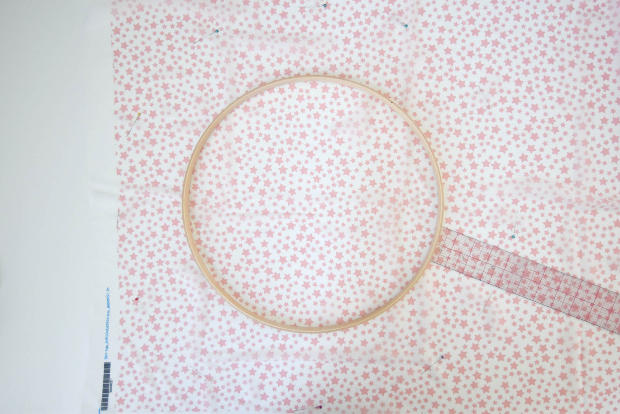 Sleep Under the Stars with a DIY Canopy | Spoonflower Blog