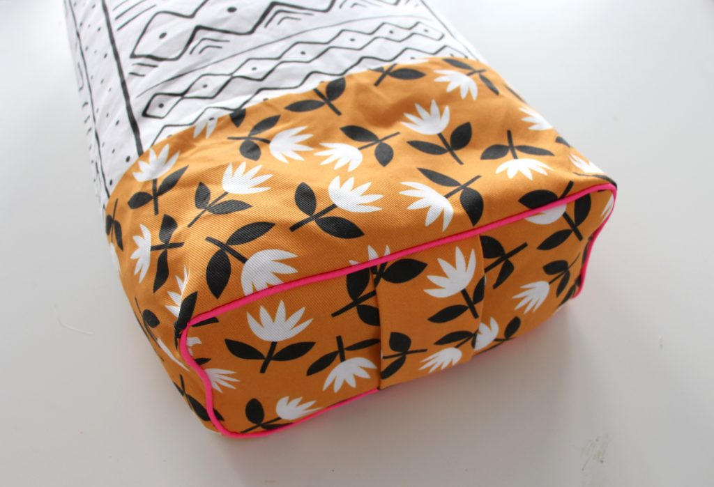 How To Create A Colorful Diy Yoga Bolster Spoonflower Blog