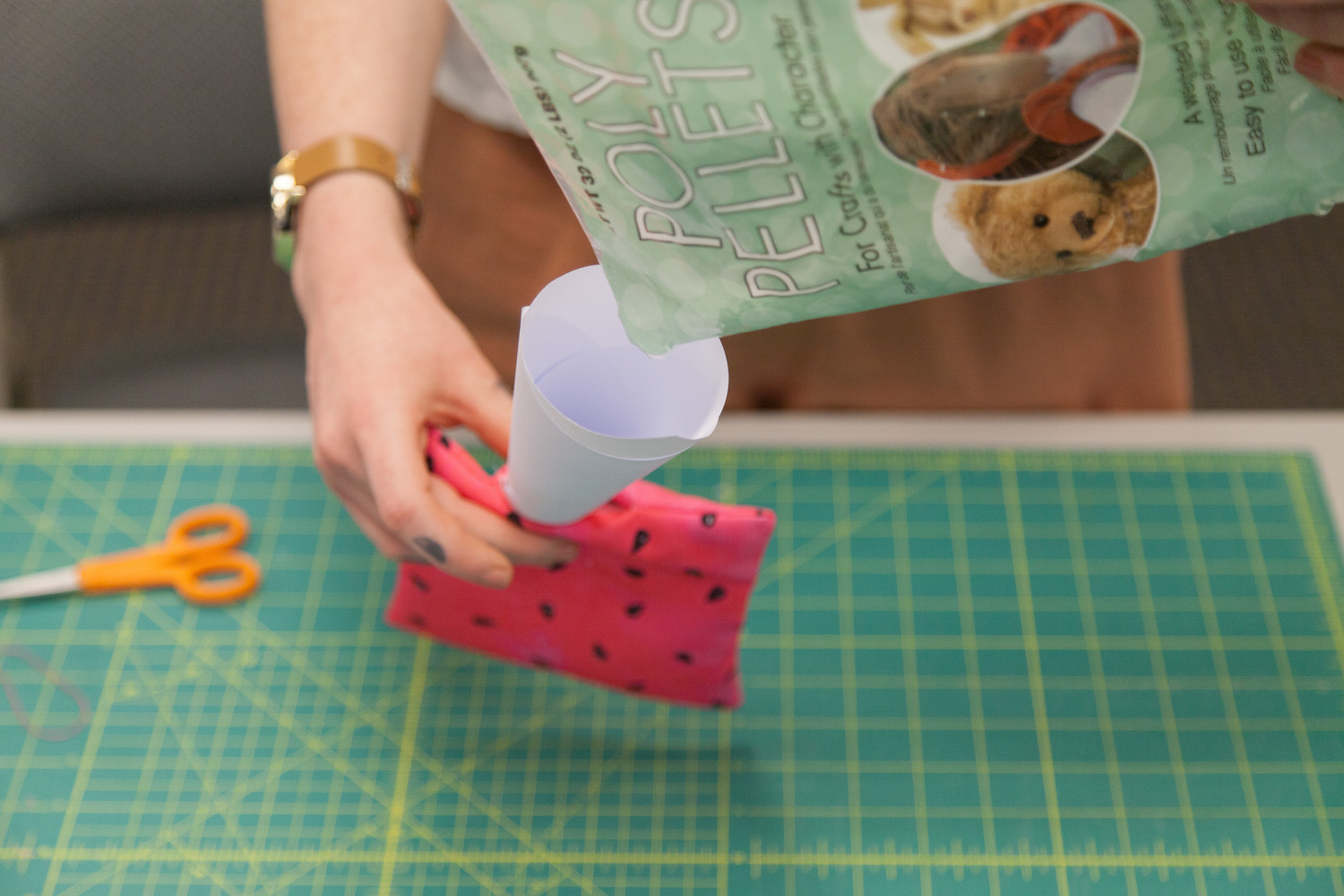 An Outdoor Party Must-Have: DIY Cornhole Bean Bags | Spoonflower Blog