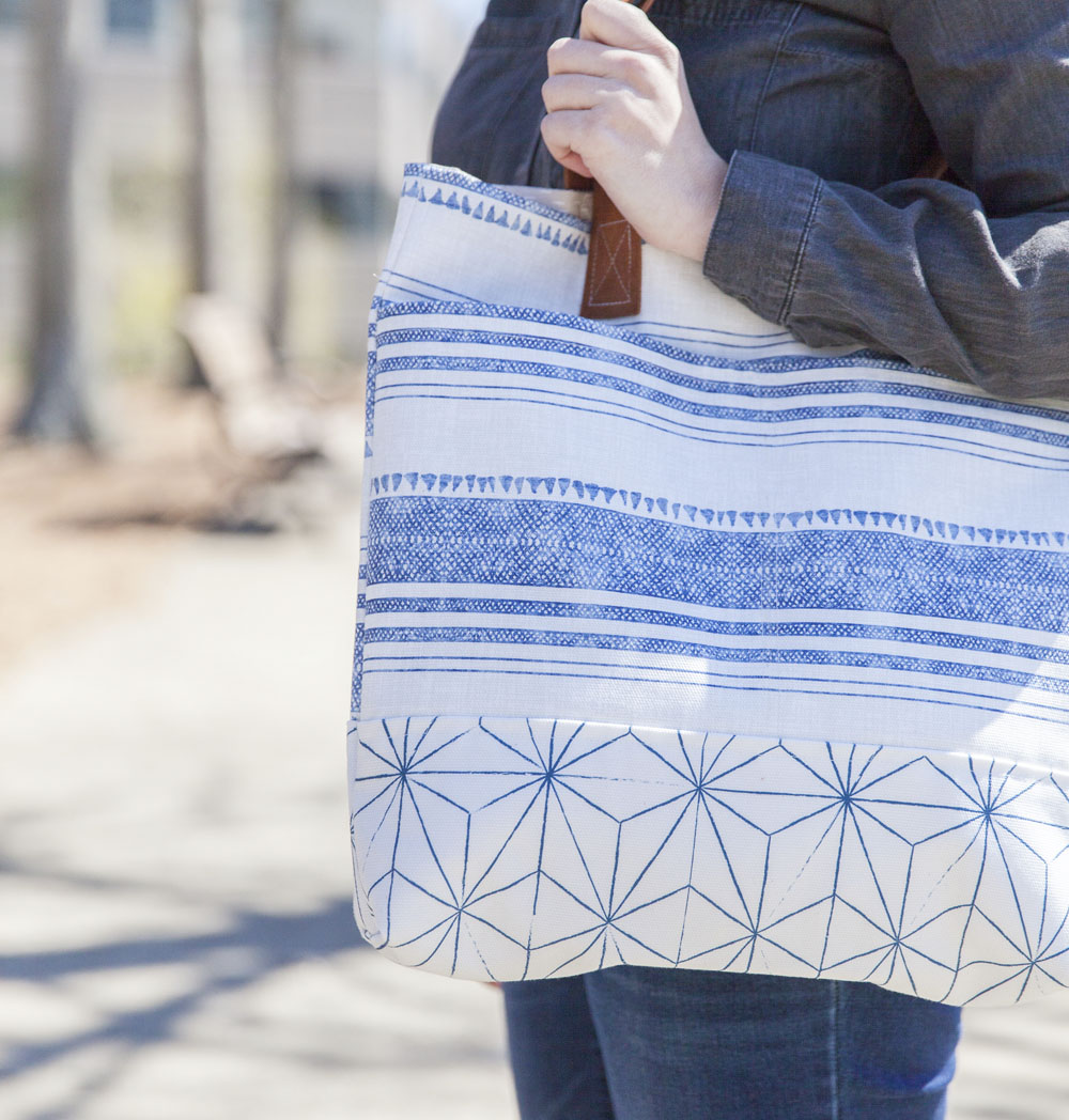 5 Reasons Why We're Loving Cypress Cotton Canvas | Spoonflower Blog