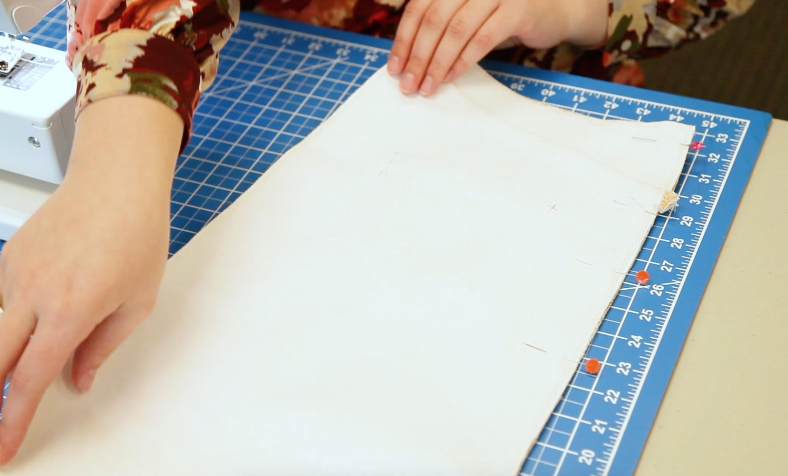 DIY-Jeansrock Nähanleitung und kostenloses Schnittmuster