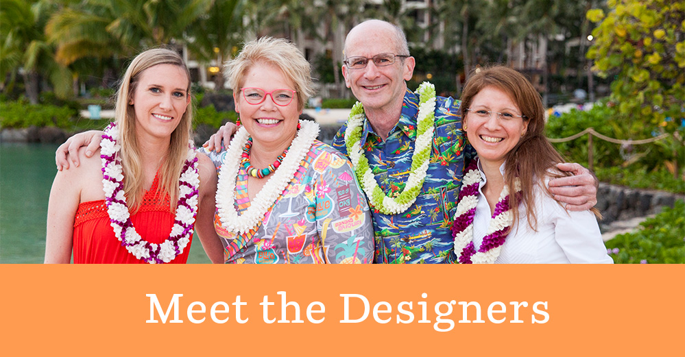 The Weekly Design Challenge Finds a Place in Paradise   Spoonflower Blog