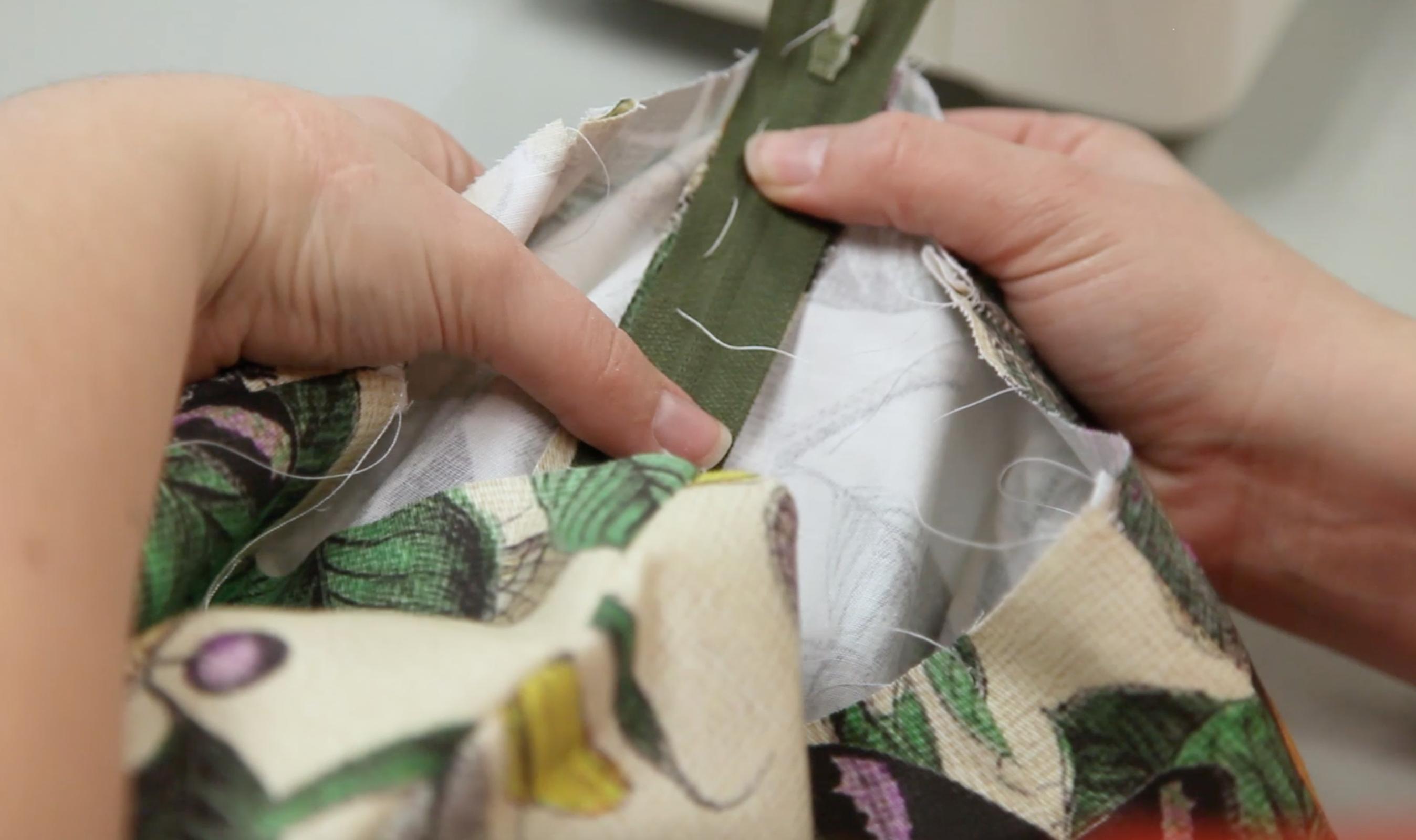 DIY Wide Leg Pants | Spoonflower Blog