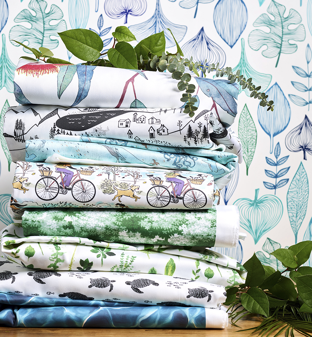 4 Ways Spoonflower Is Going Green in 2018 | Spoonflower Blog
