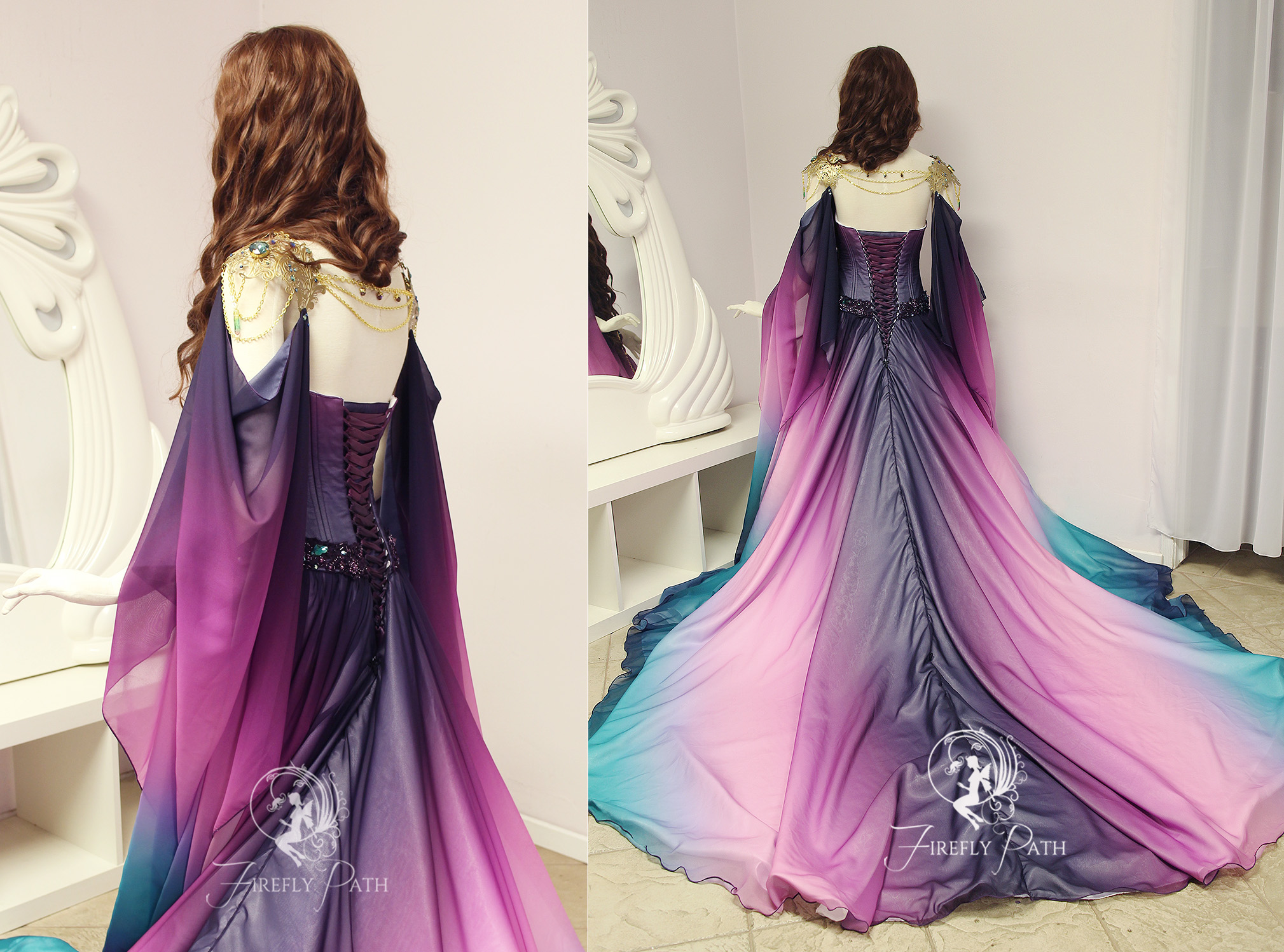 The Chiffon Dress Every Cosplayer Needs to See | Spoonflower Blog