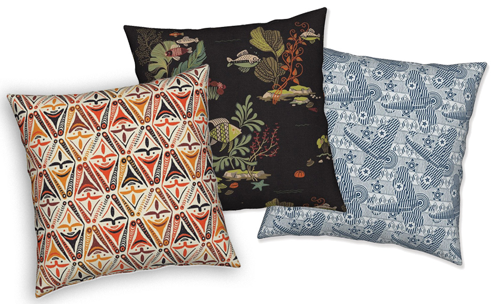 Meet the Designer: Michael Uhlenkott of muhlenkott | Spoonflower Blog
