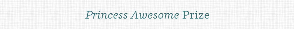 Princess Awesome Design Challenge Prize | Spoonflower Blog