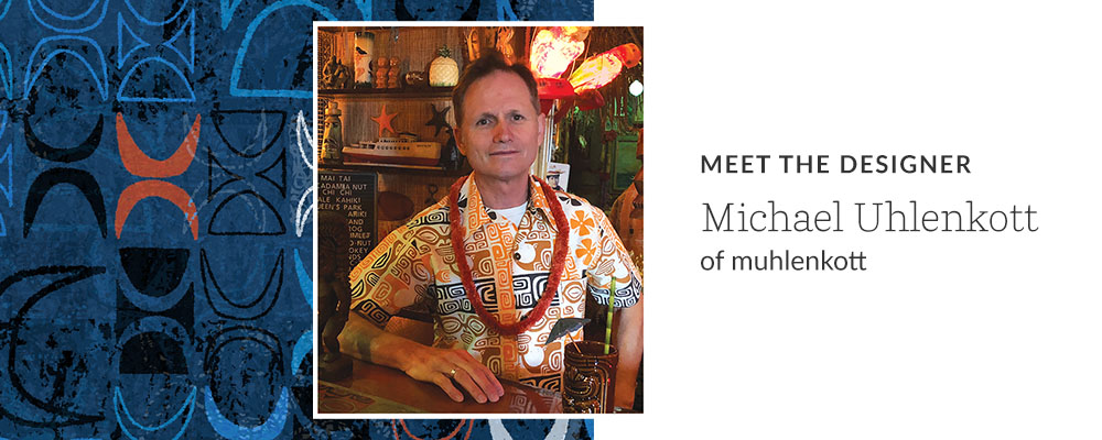 Meet the Designer: Michael Uhlenkott of muhlenkott