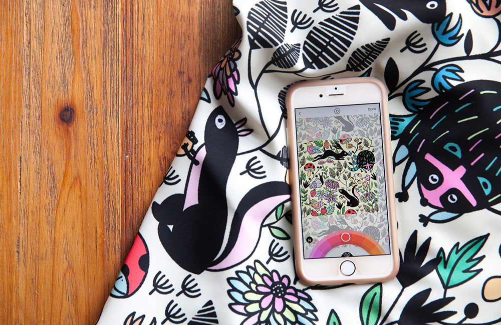 Announcing July's Design Challenge Themes   Spoonflower Blog