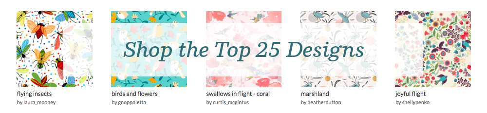 Shop the top 25 Animals by Air designs | Spoonflower Blog