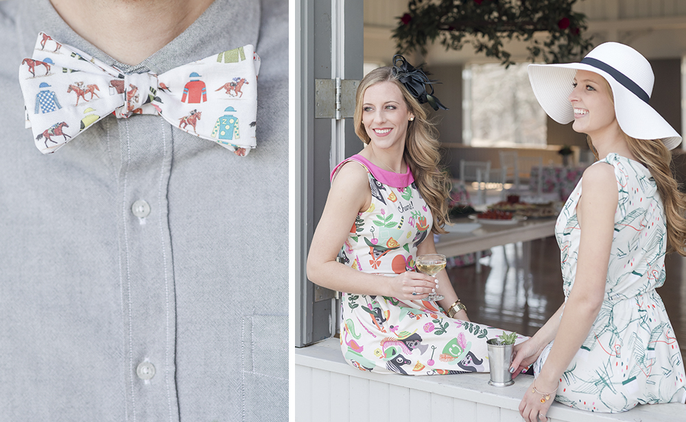 Throw a Dapper Derby Party with These 5 Tips | Spoonflower Blog
