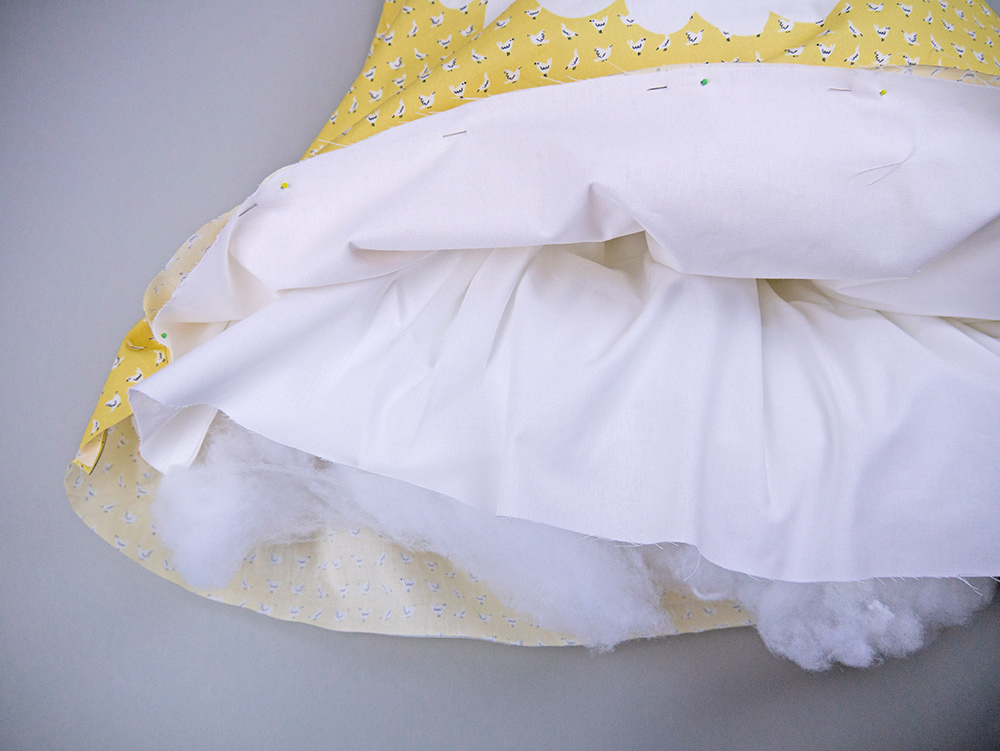 Handmade Halloween: Cut-and-Sew Matryoshka Doll Costumes | Spoonflower Blog