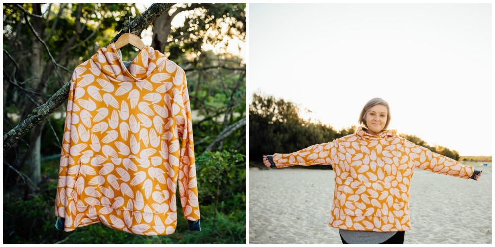 Custom printed pullover Spoonflower | Spoonflower Blog