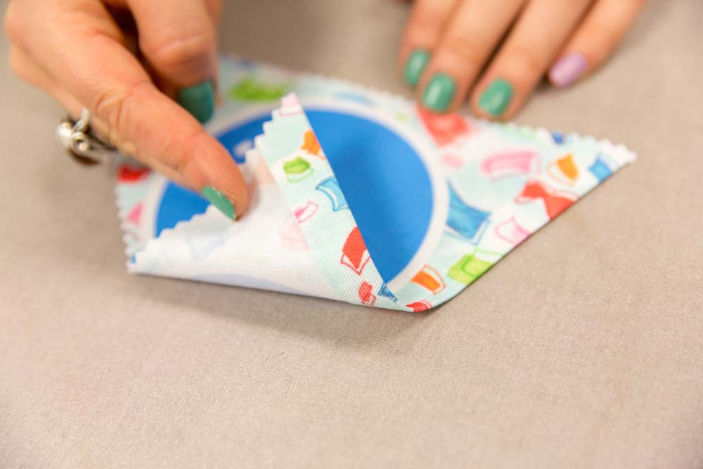 Make Your Own Fabric Party Pennants for Under $15 | Spoonflower Blog