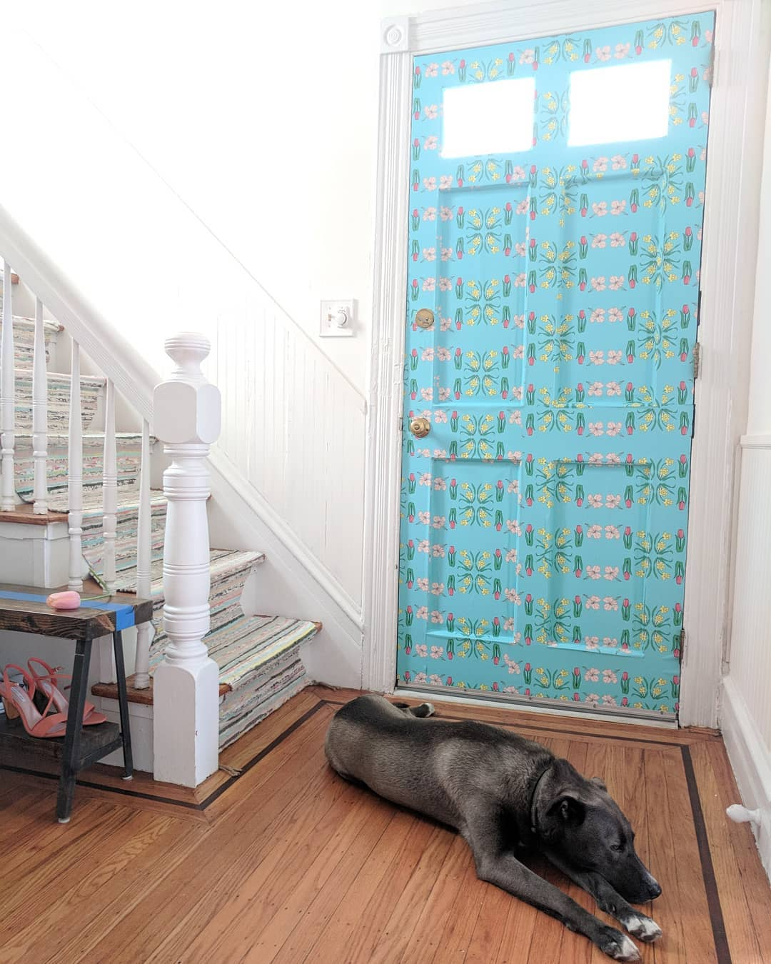 4 One Room Challenge Makeovers to Inspire Your Next Home Dec Project | Spoonflower Blog