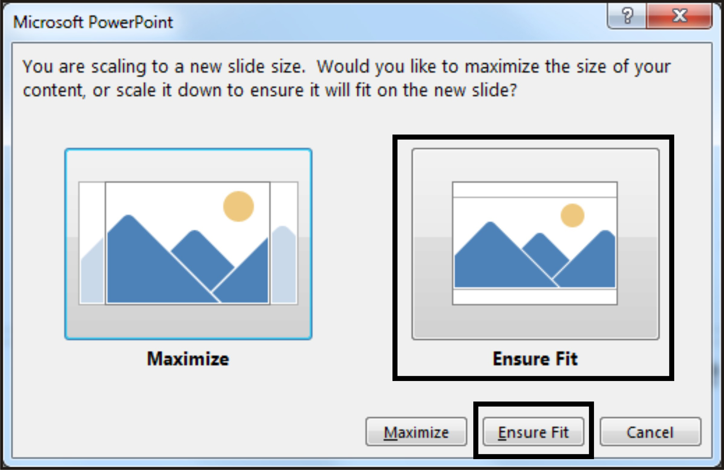 How to Print Fabric Posters at Spoonflower with PowerPoint