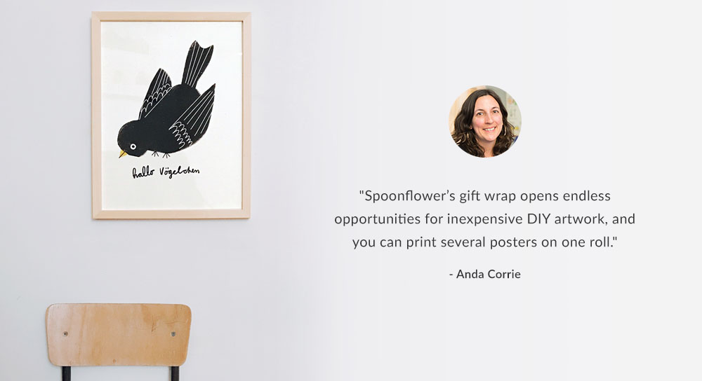 Spoonflower's Wallpaper and Gift Wrap | Spoonflower Blog