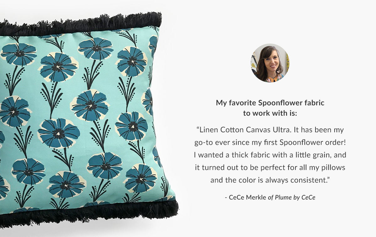 Get to Know Spoonflower's Cotton Fabrics | Spoonflower Blog