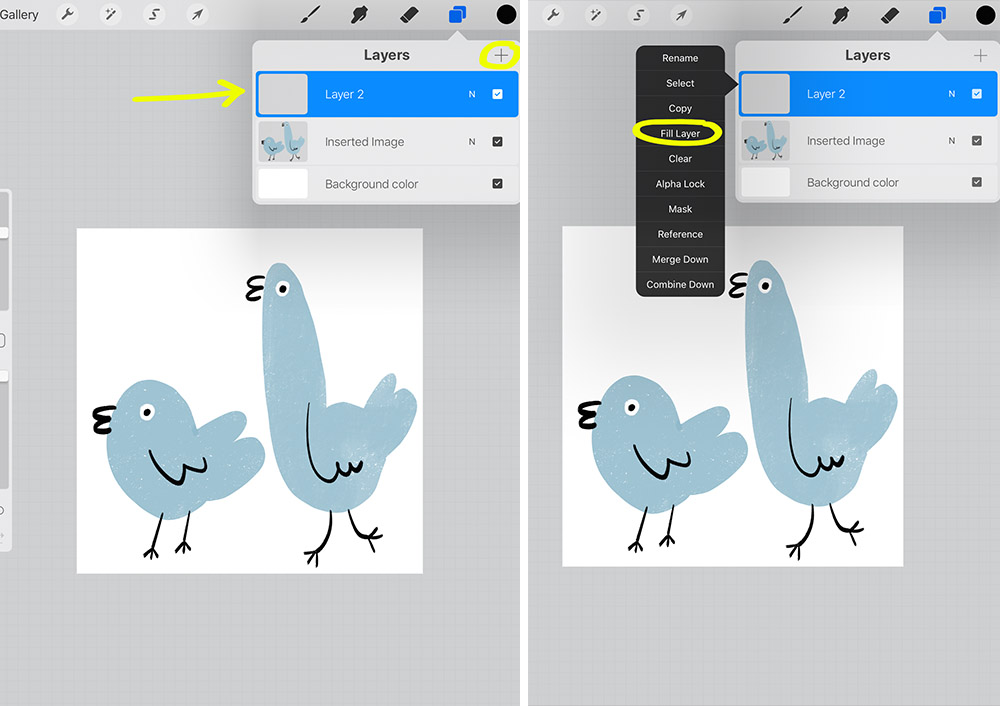 How to Design a Seamless Repeat with Procreate | Spoonflower Blog