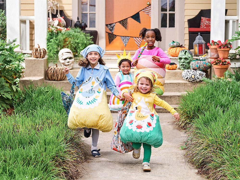 DIY – 5 kreative Faschingskostüme für Kinder
