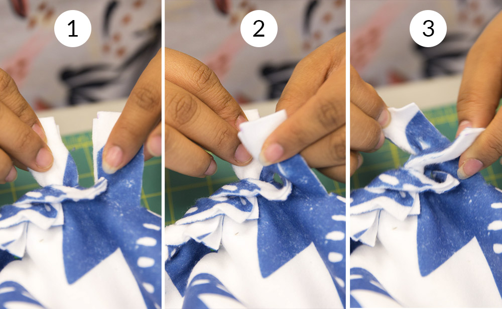 Das perfekte DIY-Geschenk: No-Sew Fleece-Decke