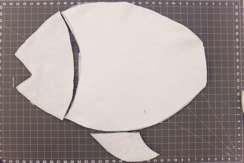 Handmade Halloween: A DIY Fish Costume That Won't Flop | Spoonflower Blog