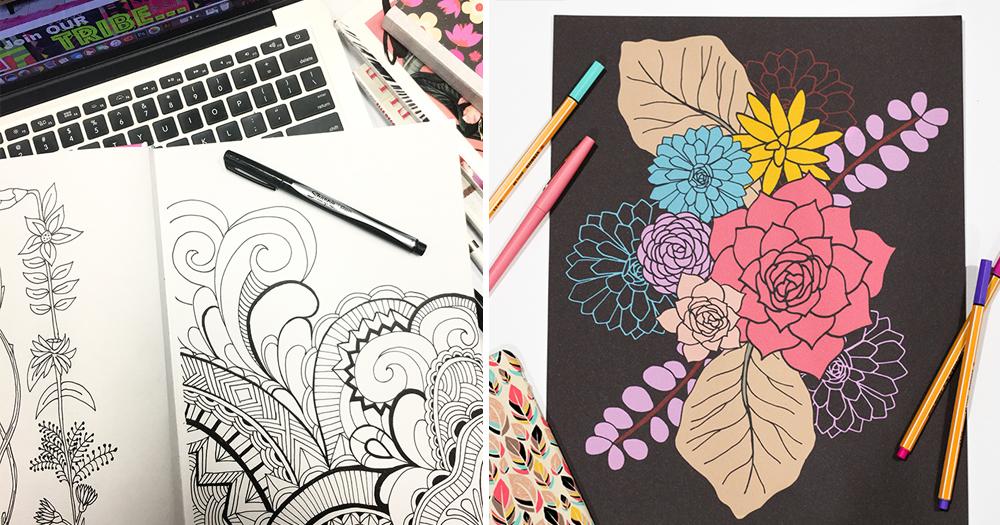 Meet the Designer: Sareka Unique of sarekaunique | Spoonflower Blog