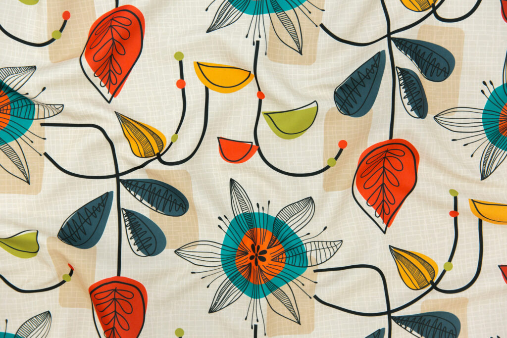 Announcing the 1950s Design Challenge Winners | Spoonflower Blog