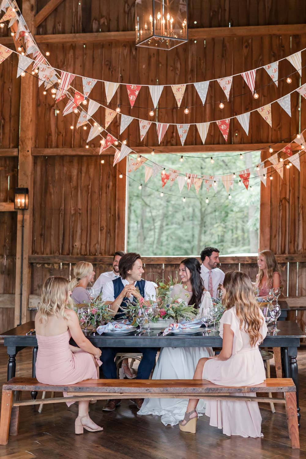 6 Tried-and-True Tips for Throwing a Barn Wedding | Spoonflower Blog