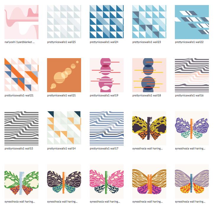 moderner Designs für moderne Patchworks