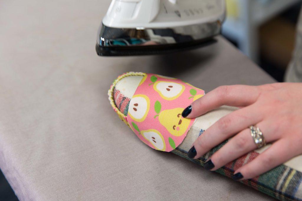 DIY-Babyschuhe nähen für Nähanfänger mit kostenlosen Schnittmuster
