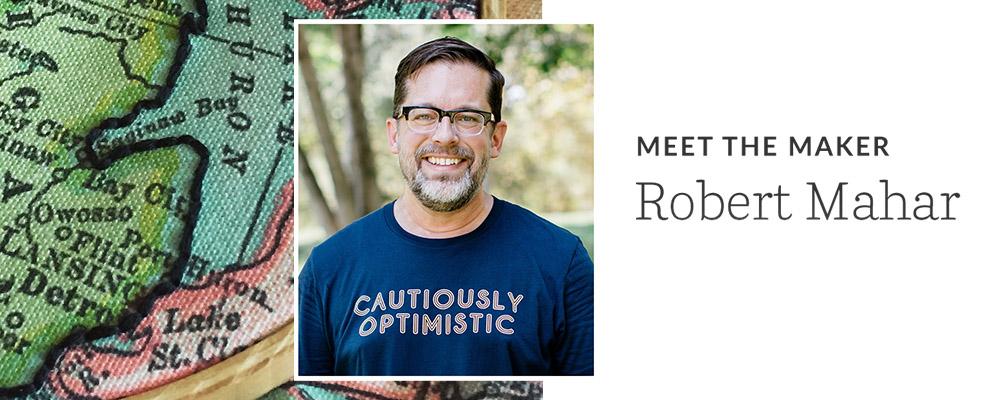 Meet the Maker: Robert Mahar   Spoonflower Blog