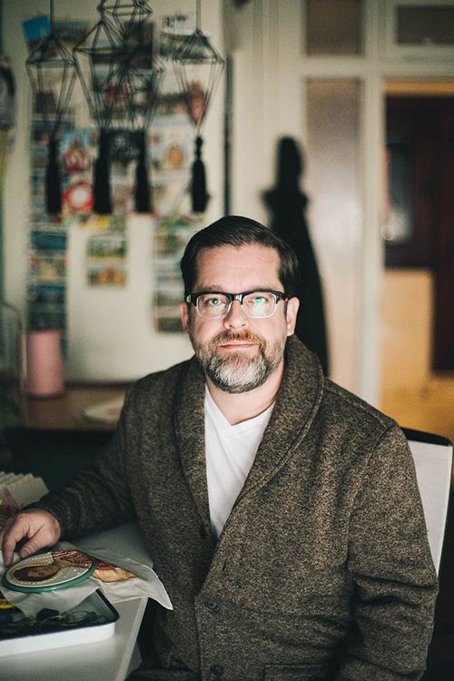 Gastautor Robert Mahar