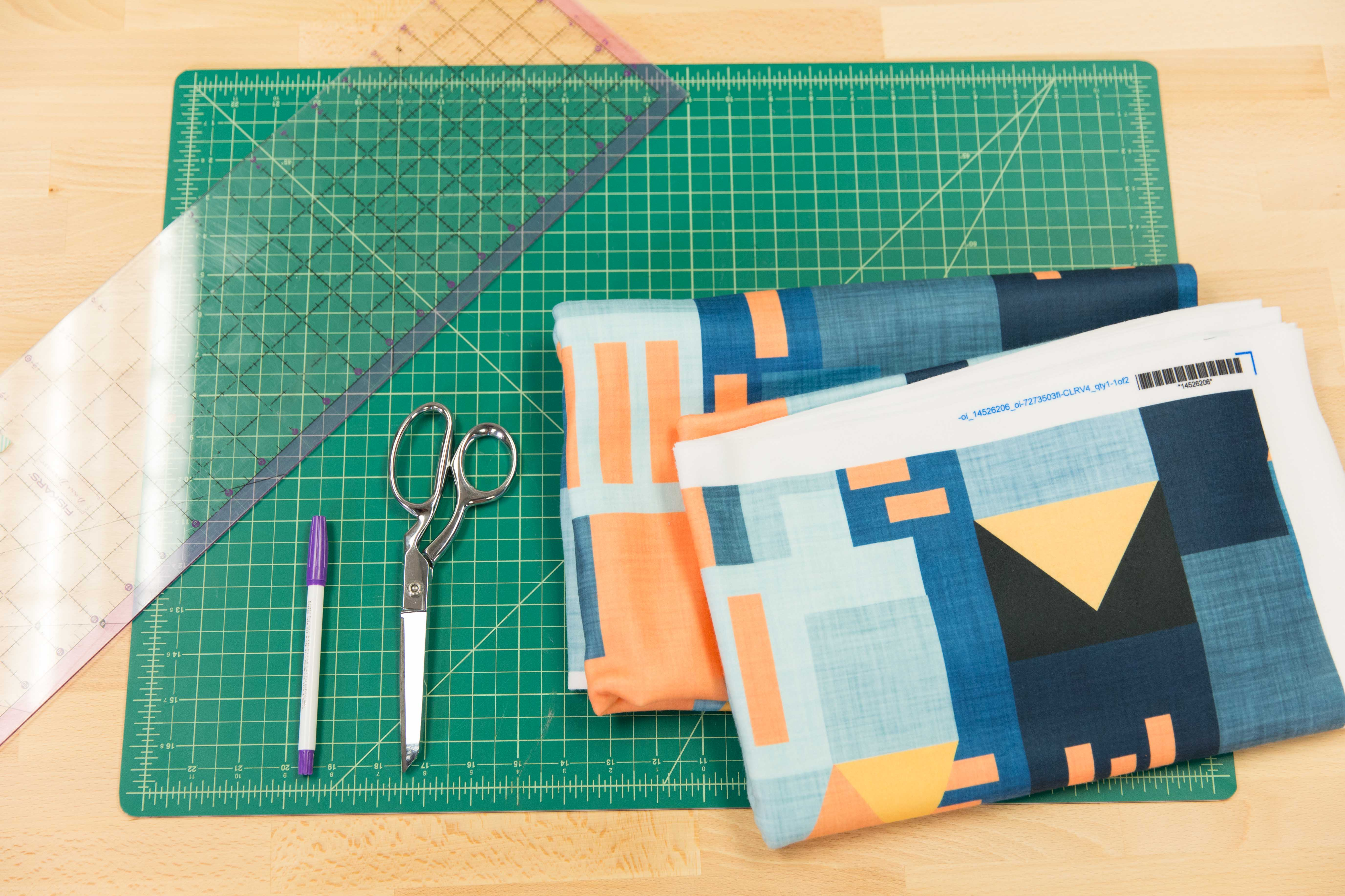 How To Make a No-Sew Fleece Tie Blanket in 3 Easy Steps | Spoonflower Blog